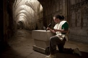 Invisible Structura - performance at Gloucester Cathedral